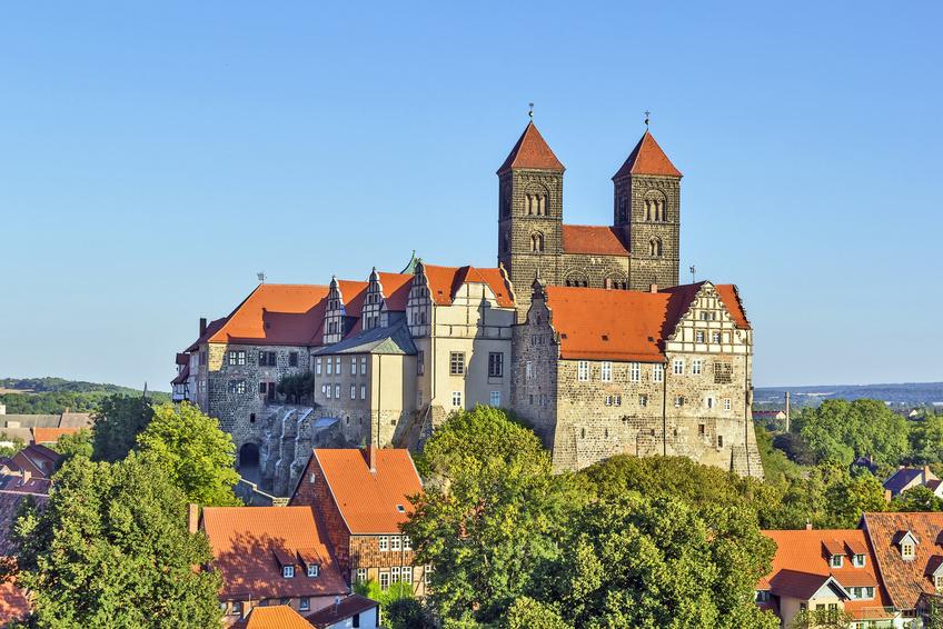 Schloss & Dom in der UNESCO Welterbestadt Quedlinburg